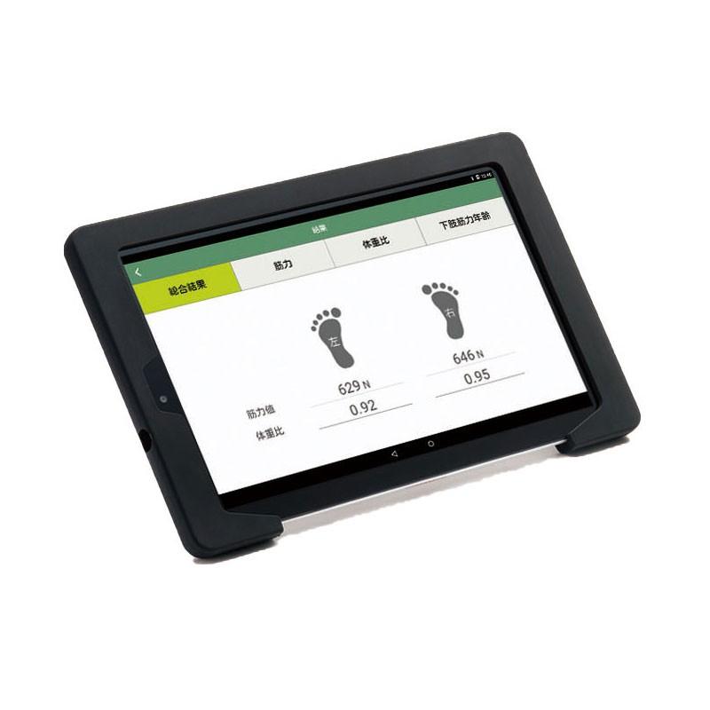 アルケア様 – 下肢筋力測定器レンタルサービスのソフトウェア開発